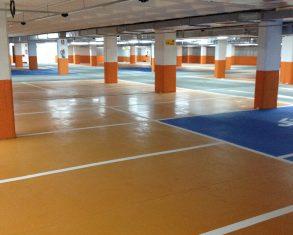 Suelos y Pavimentos de Garajes y Parkings en Donostia y Gipuzkoa