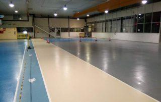 Revestimientos y pavimentos de poliuretano cemento para industria