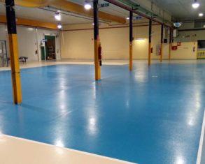 Poliuretano cemento para industria en Vitoria y Álava