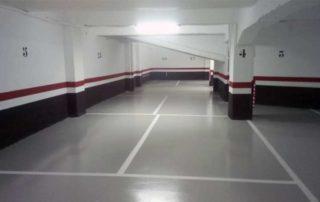 rehabilitacion de garaje en Bilbao