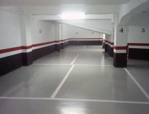 Rehabilitación de Garaje en Bilbao
