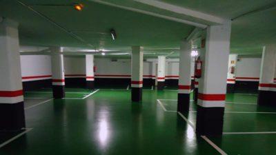rehabilitacion garaje portugalete