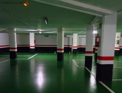 Rehabilitación de Garaje en Portugalete