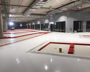 Bilbao Intermodal - Pavimento e impermeabilización realizado por Lankor
