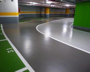 Pavimento para garajes y parkings en Móstoles y Madrid