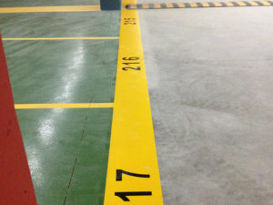 Pintores de Parkings y Garajes en Pamplona y Navarr